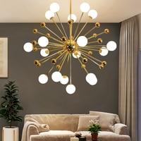 Glas Led Lampe Moderne Design Kronleuchter Decke Wohnzimmer Schlafzimmer Esszimmer Leuchten Decor Home Beleuchtung G4 220V