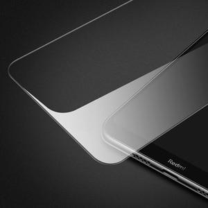 Image 5 - Xiaomi redmi 7A Screen Protector Volledige Cover Mofi redmi 7a Gehard Glas Ultra Clear Front Beschermende 9H 2.5D 7A screen Glas