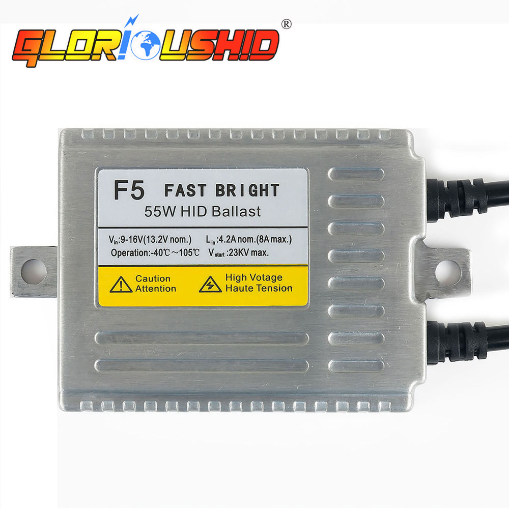 55W Fast Xenon Kit 55W H4-3 H13-3 9004/9007 XENON HID ΛΑΜΠΑ KIT - Φώτα αυτοκινήτων - Φωτογραφία 4