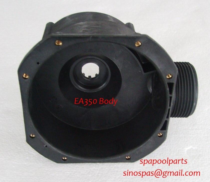 LX Pompe EA320 EA350 pompe wet end corps de pompe