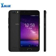 Infocus A3 Smartphone 2 GB RAM 16 GB ROM MT6737W Quad Core 1.3 GHz 5.2 pouces 1280x720 HD 13.0MP caméra 3050 mAh 4G LTE téléphone Mobile