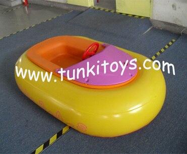 Надувные дети играют надувные лодки электронные бампер лодки Надувные дети бампер лодки