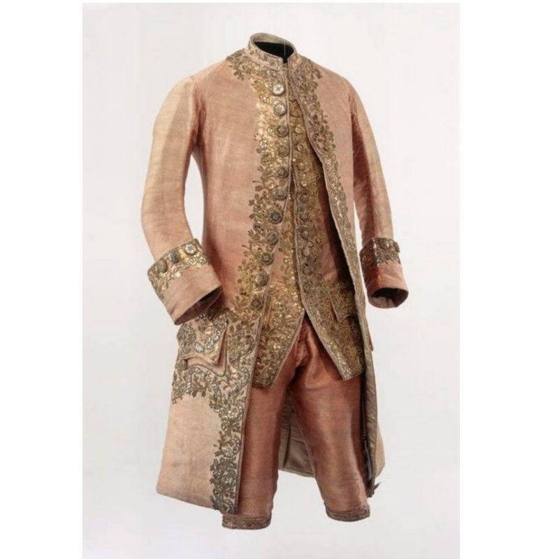 History! Customer-made Renaissance Vintage Male Costumes Victorian Suits Christa-male-1