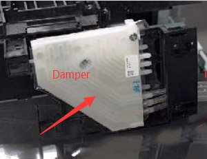 New and original Ink damper for Epson S30680 S30600 S30610 S30650 30670 Printer ink damper assembly for epson sure color s30680 s50680 s70680 solvent damper