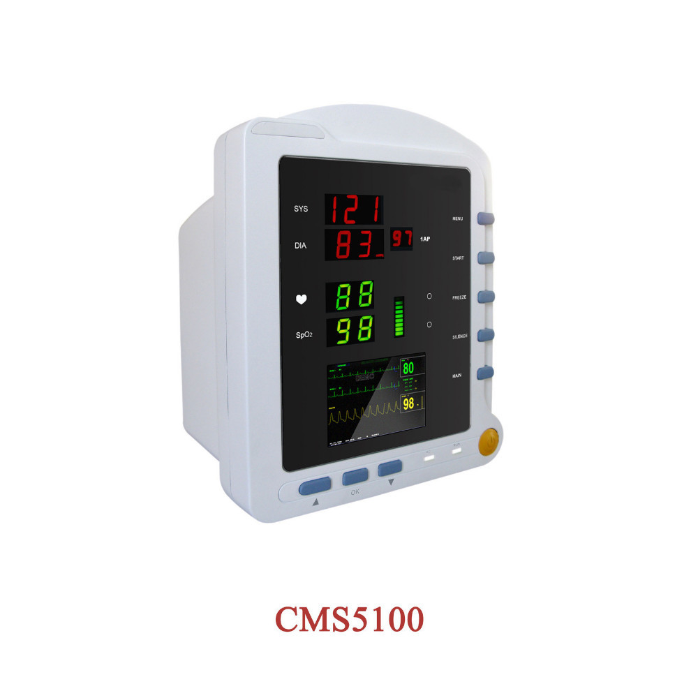 2018 New Portable Patient Monitor w NIBP SPO2 Blood Oxygen Pulse Rate Home Use Vital Signs Patient Monitor 2018 New Portable Patient Monitor w NIBP SPO2 Blood Oxygen Pulse Rate Home Use Vital Signs Patient Monitor