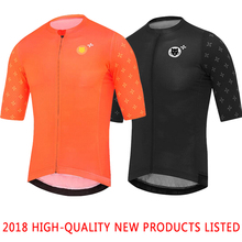 Runchita maillot ciclismo Summer mens Cycling Jerseys 2018 Pro Team Short Sleeve bicicleta bike Riding shirt