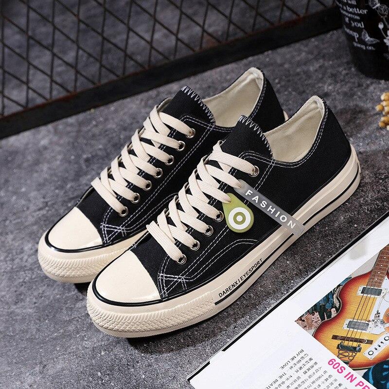 Original Spring New Net Shoe Man Breathable Cloth Shoes Tide Black Lattice Strap Shoe Shoes