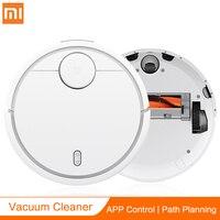 Оригинальный XIAOMI робот пылесос для дома Сяо Ми Авто подметания пыли стерилизовать датание планируется мобильное приложение Remote Управление