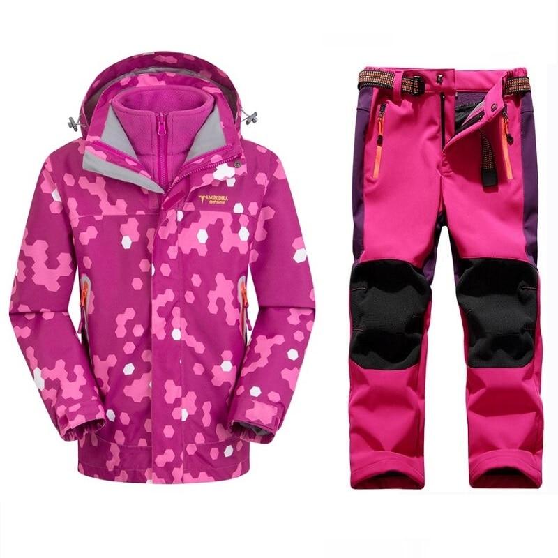 Waterproof Kids Suit 2