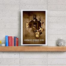 American Horror Story Season 1 Canvas Art Print Painting Poster Wall Picture For Living Room Decor Home Decorative No Frame(China)