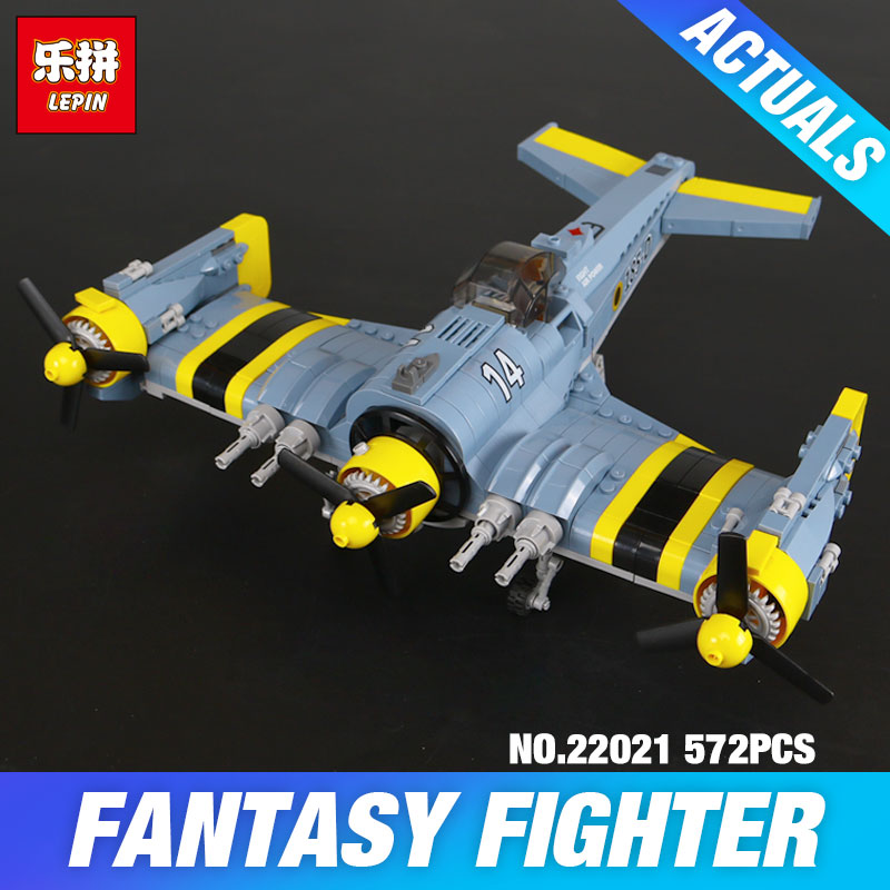 Lepin 22021 919Pcs Technical Series The Beautiful Science Fiction Fighting Aircraft Set Building Blocks Bricks Toys Model Gift norman god that limps – science and technology i n the eighties