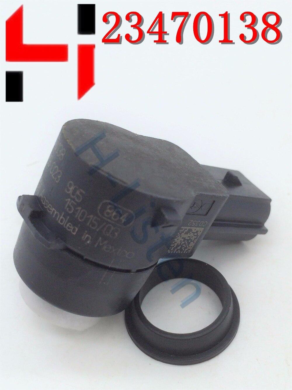 4pcs Parking Distance Control PDC Sensor For Chevrolet Cruze Aveo Orlando Opel Astra J Insignia 23470138 0263023905 Parktronic