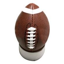 Открытый Мини ребенок регби, Футбол Дети Спорт Американский футбол милый ученик тренировочный мяч подарок на день рождения