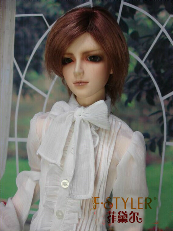 BJD doll clothes SD MSD YOSD Doll clothes Chiffon long sleeve shirt  Free shipping unisex irregular long t shirt for bjd doll 1 6 yosd 1 4 msd 1 3 sd10 sd13 sd16 sd17 uncle luts dod as dz sd doll clothes cwb7