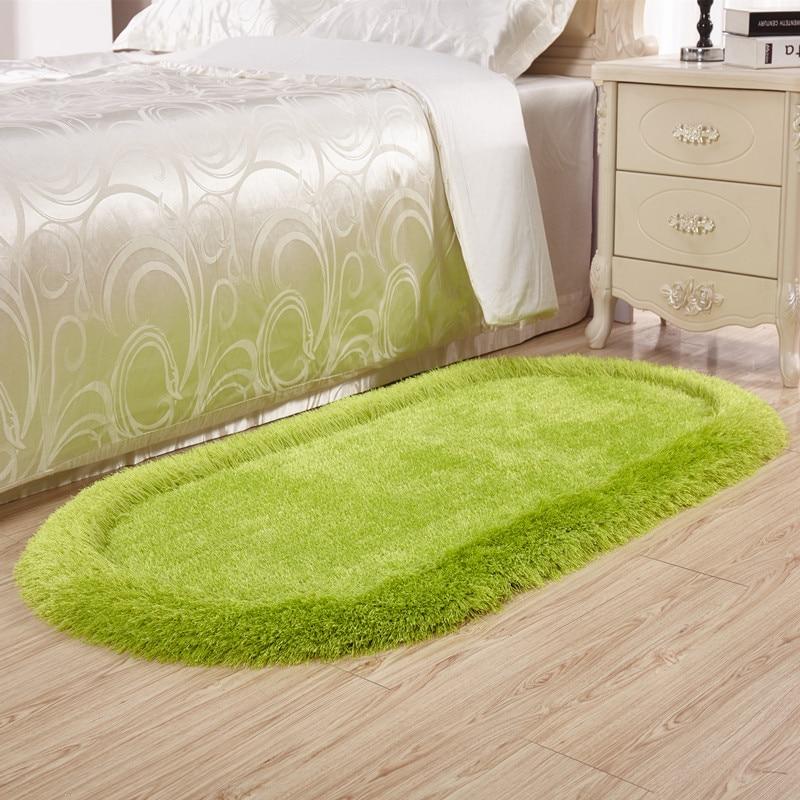 Tapis Shaggy pour salon maison tapis de sol en peluche chaud tapis moelleux chambre d'enfants tapis de zone en fausse fourrure tapis de salon tapis soyeux