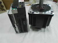 CNC Delta Servo System 2KW AC Servo Motor Drive kits 220V 9.55NM 130mm with 3M Cable ECMA E11320RS+ASD A2 2023 M