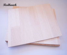 AAA + Balsa Wood Sheet ply 우드 퍼즐 A4 사이즈 297mmx210mm 두께 2 ~ 4mm Thicknes sickper for superplane / 보트 DIY 무료 배송