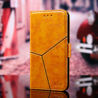 Leather Case For Meizu M6 Note Cover Phone Bag Card Holder Protective Wallet Flip Cover For