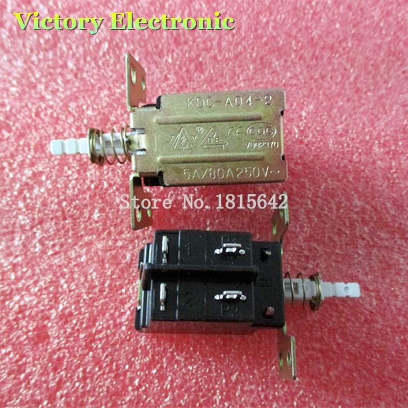 Electronic Components & Supplies Candid 2pcs/lot Switch Kdc-a04 Kdc-a04-2 250v 8a/128a Power Switch New Wholesale Electronic