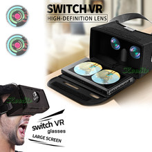 Nitendo Nintend Schakelaar VR Virtual Reality Bril 3D Bril VR Doos Films Game voor NintendoSwitch Odyssey Zeldas Wilderne Games(China)