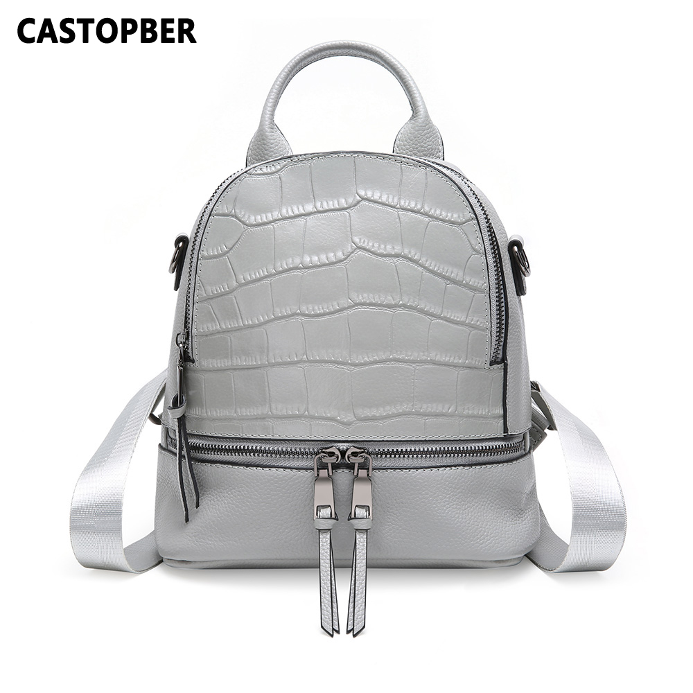 Backpacks for Middle School Teenagers Girls Women Cow Genuine Leather Backpack Bag Ladies Casual Shoulder Bags Crocodile FamousBackpacks for Middle School Teenagers Girls Women Cow Genuine Leather Backpack Bag Ladies Casual Shoulder Bags Crocodile Famous