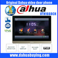 Original DAHUA Color Indoor Monitor Doorbell Camera Door Phone Doorbell Intercom System 10-inch touch screen  VTH1660CH