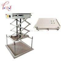 1 шт. 70 см кронштейн для проектора моторизованные электрический лифт ножницы проектор потолочное крепление проектора лифт с удаленным