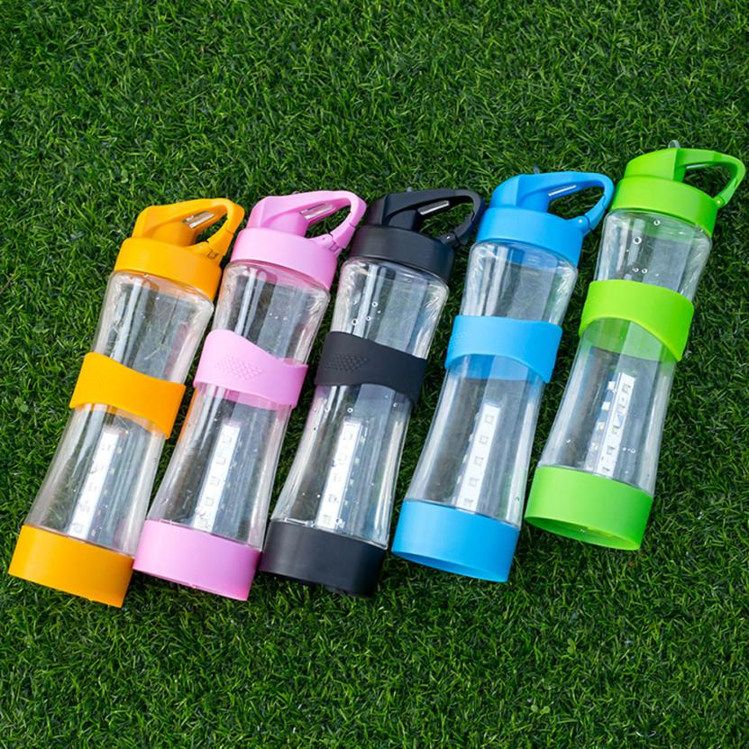 Portable Outdoor Sports Lighting Part - 36 2017 Portable Water Bottle 500mL Leakproof Outdoor Sports & Portable Outdoor Sports Lighting Part - 39: Glowing In Dark Bar ... azcodes.com