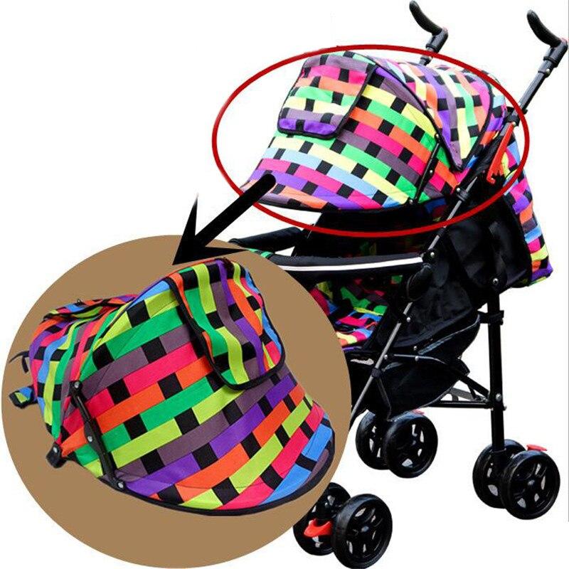 Солнцезащитный козырек для детской коляски, защитный козырек, аксессуары для коляски 2