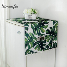 Simanfei Household Accessories Supplies Waterproof Microwave Oven Dust Cover With Storage Bag For Kitchen Washing Machine dr1 microwave oven capacitor 1uf 2100v explosion proof running motor start washing machine capacitor for household appliance