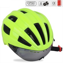 Update 2018 Casco Ciclismo Integrally molded Cycling Helmet 18 Air Vents 57 61cm white black red