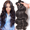 Peruvian Virgin Hair Body Wave Bundles 100g Peruvian Body Wave Wet And Wavy Human Hair Bundle Wonder Girl Peruvian Hair Bundles