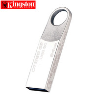 Kingston USB Flash Drive 16GB USB 3 0 Pen Drive Metal Usb Stick 32g Memory Disk