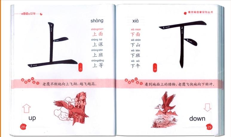 Չինական 500 նիշ, որոնք սովորում են - Գրքեր - Լուսանկար 4