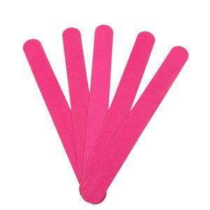 10 шт./компл., одноразовые пилочки для ногтей, ультра-тонкий буфер, лайм, уход за ногтями, филер, доска для педикюра, инструменты для маникюра, случайный цвет