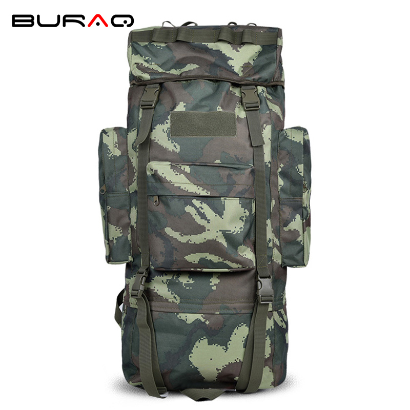 70l Professional Climbing Bag Cologne Material Internal Frame Unisex Travel Hiking Outdoor Long Distance Camping Backpack T0071