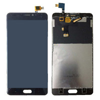 For Infinix Note 4 X572 Touch Screen Digitizer Glass Panel LCD Display phone Assembly With Tracking code