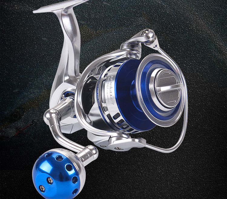 Fishing Alloy Saltwater Reels 12