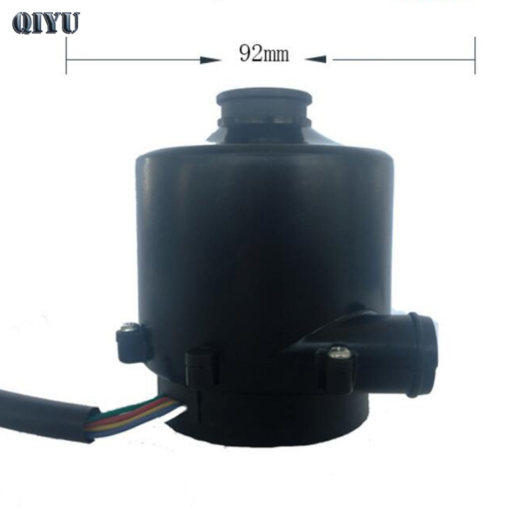 DC 24V 9290 Double fan air pump for exhaust blast air dust sampling instrument waterproof and