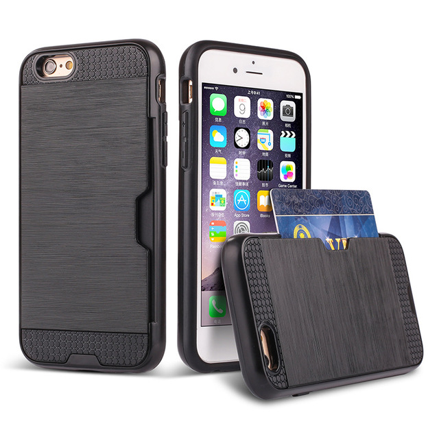 iphone 6 case with card holder