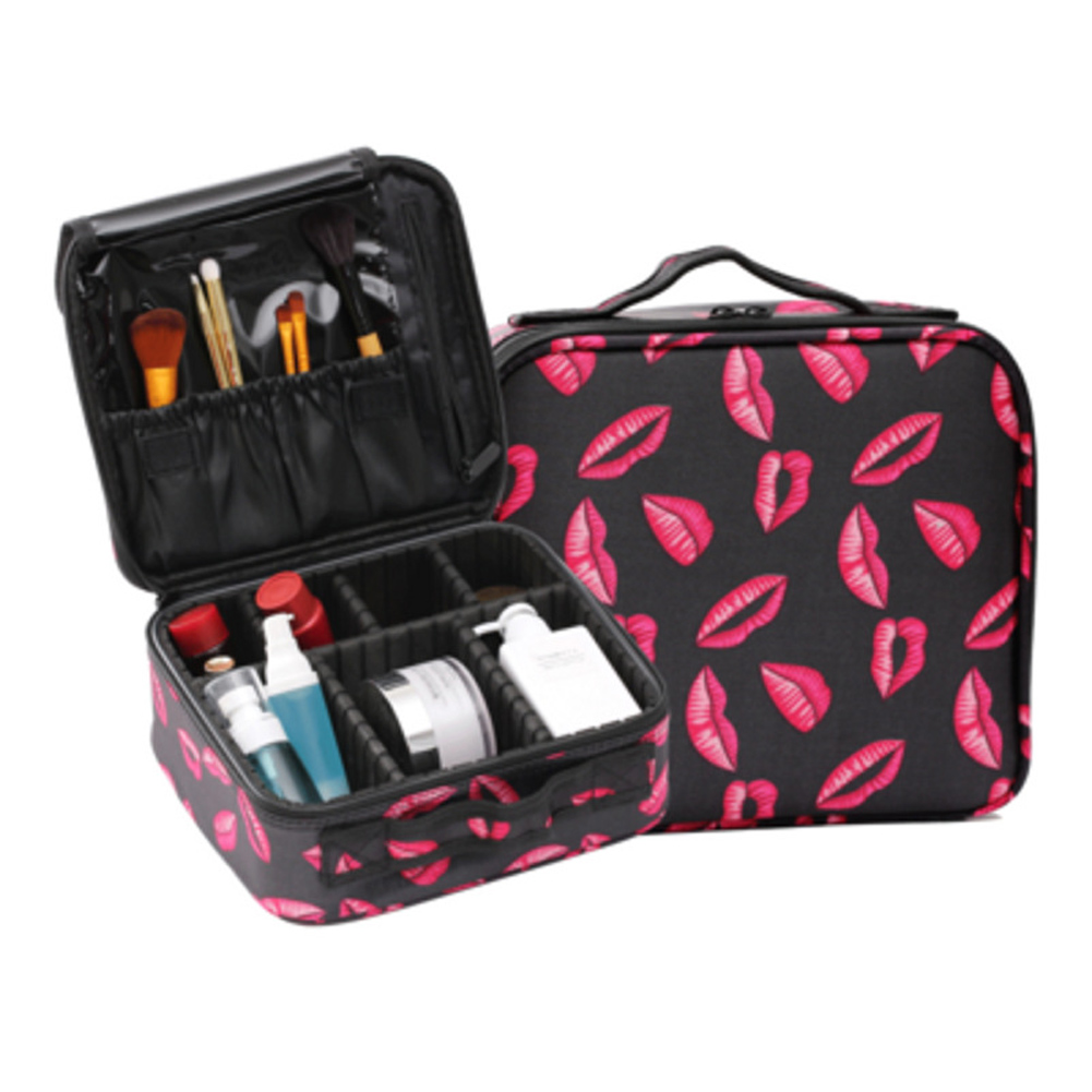 Make, Cosmetics, Bag, Big, Organizer, Makeup
