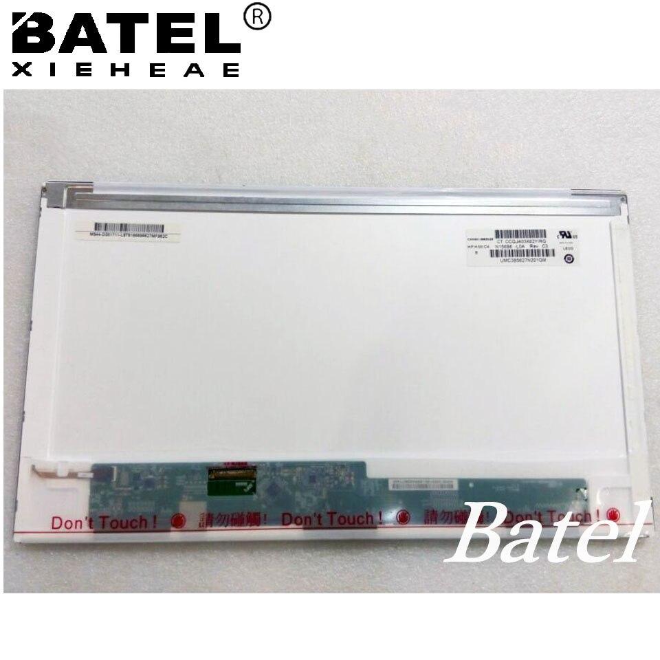 N156B6-L03 Antiglare Matte Matrix for laptop 15.6 LCD Screen 1366x768 40Pin matrix for laptop 15 6 slim 1366 768 ltn156at20 b156xw04 v 5 0 6 1 b156xtn03 2 b156xw03 ltn156at11 lp156wh3 ltn156at30