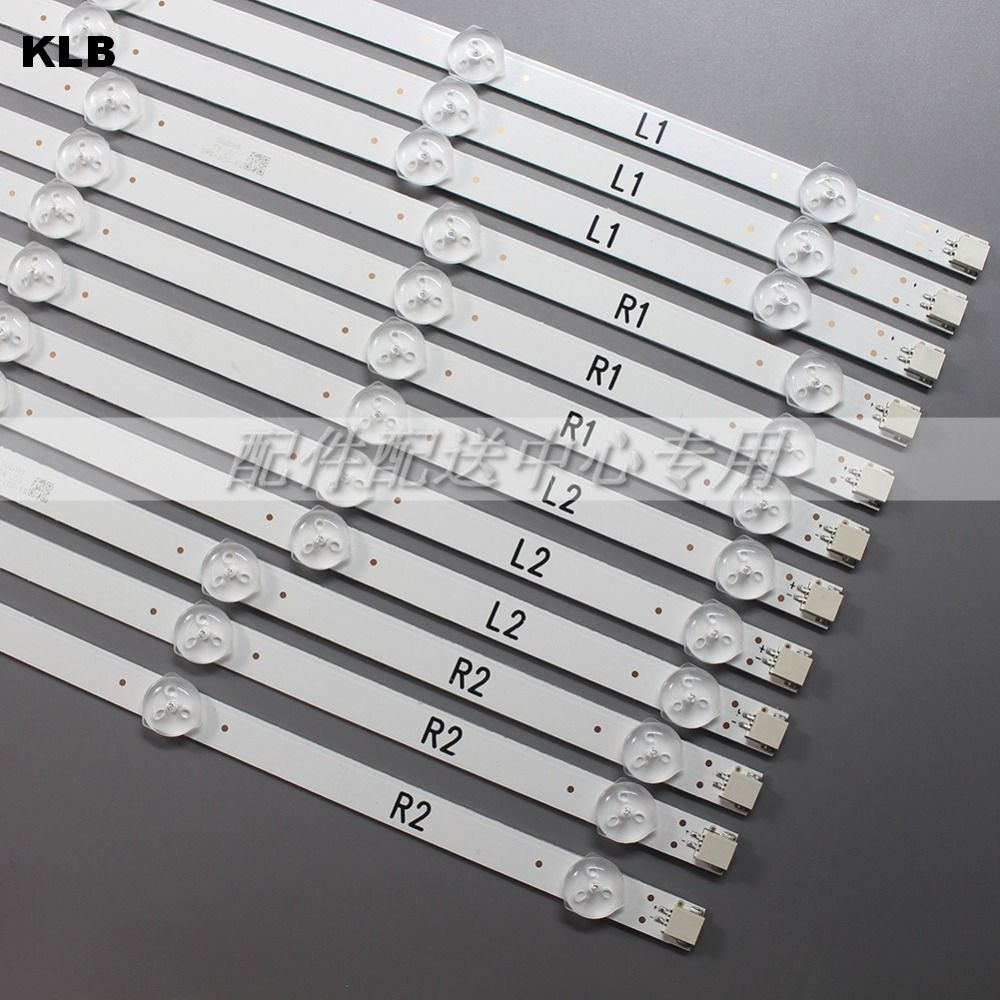 Tablet Accessories Tablet Lcds & Panels Led Backlight Strip 10 Lamp For Lg 50 Tv 50ln5400 50la620v 6916l-1276a 6916l-1273a 6916l-1272a 6916l-1241a 50ln577s 50la620s