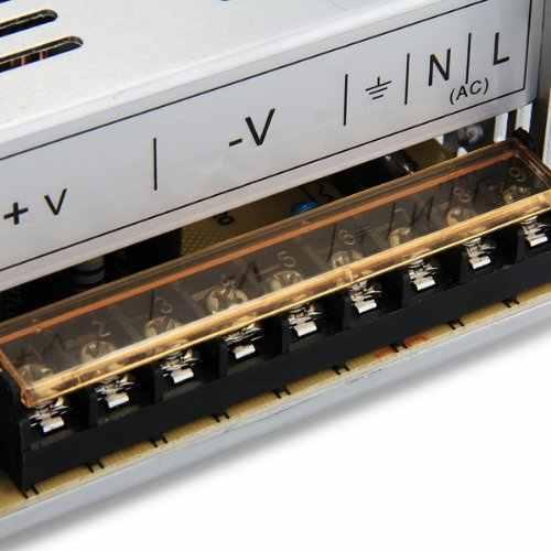 プロモーション! 400 ワットスイッチ電源ドライバ Led ストリップライト 12V 33A