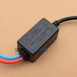 Image 5 - H7 קסנון HID המרה ערכת הצתה יחידה כור עבור עדשות פנס 12V 35W AC נטל הנורה H1 H3 9005 9006 4300K 6000K 8000K