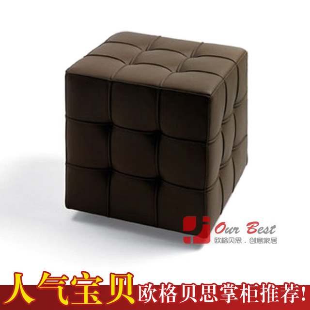 Sofa Box Set For Small Living Room Creative Chair Simple Foot Stool Changing His Shoes Quartet Single