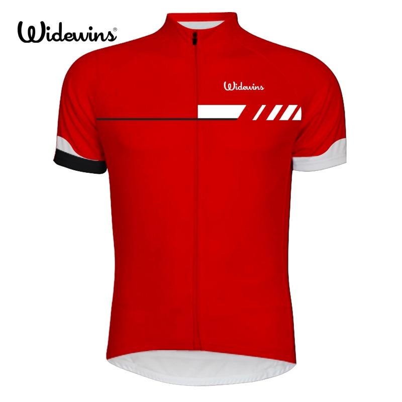 Widewins 2018 Chaude Vente Team Vêtements Vélo Court Cycling UxOTx6