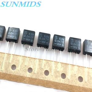 Image 1 - Суперконденсатор фарадного конденсатора, 5 шт., конденсатор фарадного конденсатора 5,5 В, 0,047f, что 40007 тысяч микрофарадов