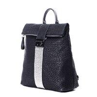 fashion small Backpack women shoulder bag female soft leather backpack lock Back pack large capacity travel school bag mochilas