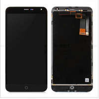 100 TestedHigh Quality New LCD Display Digitizer Touch Screen Assembly For Meizu M1 Note Phone 5